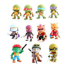 Blind Turtle Prices Loyal Subjects Tmnt Wave 2 Blind Boxes Teenage Mutant Ninja