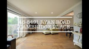 Richmond Laminate Flooring Prices For Sale 46 8491 Ryan Road Richmond Youtube