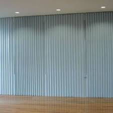 Folding Room Divider by Pale Improvement Aluminium Folding Door Room Divider 148942