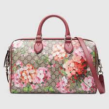 bloom bags gucci women blooms gg supreme top handle bag 409527ku2in8693