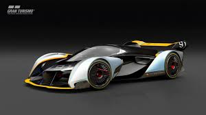 real futuristic cars mclaren creates futuristic hypercar for playstation u0027s gran turismo