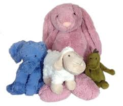 plush and stuffed animals