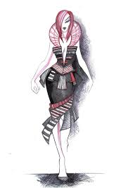 50 best fashion design sketches for your inspiration free