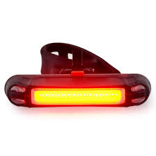 motocross helmet light 2017 new led bike bicycle cycling front rear tail light helmet