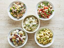 Summer Lunch Recipes Entertaining - reinvented chicken salad food network summer entertaining