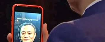 alibaba face recognition alibaba demonstrates facial recognition payment system at cebit