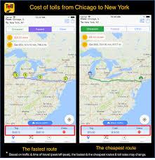 Chicago Traffic Map Toll Calculator Faqs Tollguru