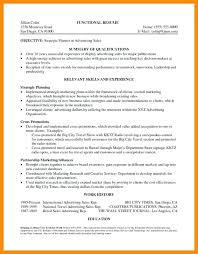 functional resume objective good resume objectives for sales manager cover letter engineer