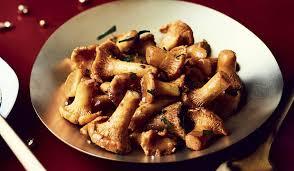 cuisine girolles girolles surgelés les légumes picard