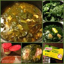 stuff n such by lisa spicy southern collard greens