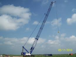 wind power specialist bigge u0027s new heavy boom manitowoc 16000 now