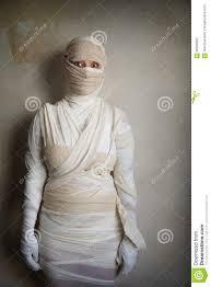 Halloween Mummy Costumes Egyptian Mummy Costume Stock Photo Image 60330502