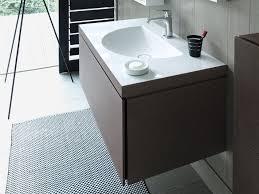 Duravit Bathroom Furniture And Bathroom Furniture Merge To Form A Single Unit