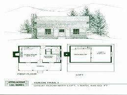 cabin floor plans loft cabin home plans with loft log floor kits small