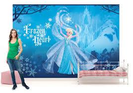 Girls Bedroom Wall Murals Disney Frozen Wall Mural Photo Wallpaper Xxl Girls Bedroom 50