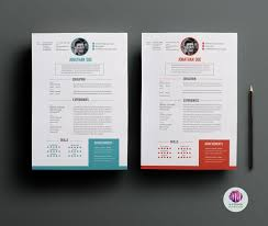 Resume References Template Chic Templates 105 Design Products Thehungryjpeg Com