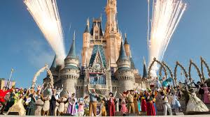 Walt Disney World Walt Disney World Resort Marks 45 Years With Character Disney