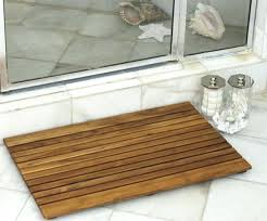 Ikea Bamboo Bath Mat Generous Ikea Wooden Bath Mat Gallery Bathroom With Bathtub