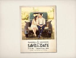 Rustic Save The Date Save The Date Magnet Modern Vintage Magnet Wedding Save The Date