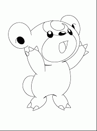 surprising ampharos pokemon coloring pages with pokemon coloring