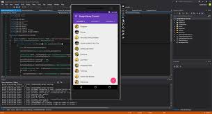 xamarin android xamarin android tutorial 79 design library pt 1