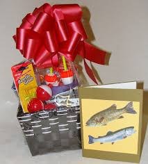 Fishing Gift Basket 37 Best Fathers Day Images On Pinterest Fishing Gift Baskets