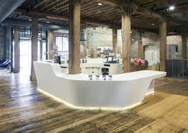 Build Reception Desk Desk Stunning How To Build A Reception Desk Reception Desks