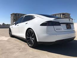 5yjsa1cp9dfp28265 tesla model s p85 white with upgrades and