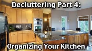 How To Organize Your Kitchen Counter Decluttering Your Home Part 4 Organizing Your Kitchen Youtube