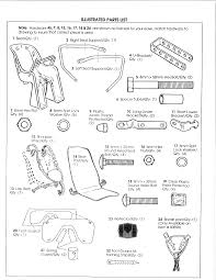 bell classic child carrier instruction manual documents