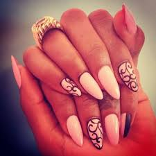 20 best stiletto nail images on nail designs
