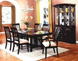 dining table decor supports 50 lbs on top of table black stained