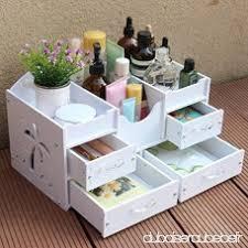 organisateur de tiroir bureau ménage chambre cosmétique organisateur de bureau cosmétique boîte