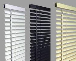 new 120cm white pvc venetian blinds available in 10 sizes and 3