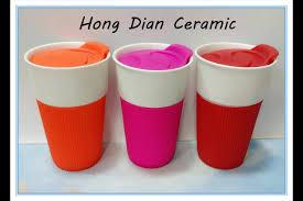 Porcelain Coffee Mugs Ceramic Lids Tumbler Porcelain Coffee Mugs Plastic Cup With Lid