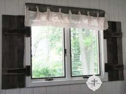 Wooden Window Shutters Interior Diy Diy Barn Wood Shutters From Pallets Prodigal Pieces