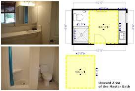 Bathroom Remodel Tips 12 Remodeling Tips For Your Master Bath Retreat Smartdraw Blog