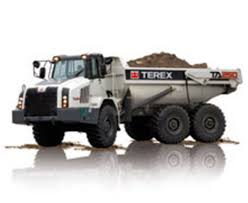 volvo haul trucks for sale terex agrees to sell truck business to volvo for 160 million