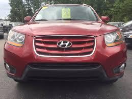 best price hyundai santa fe 2010 hyundai santa fe limited in fruitport mi johnson auto sales llc