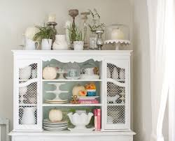 Diy Home Decor Websites Domestic Fashionista Simple Lovely Fall Hutch Vignette