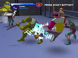 shell shocked where modern teenage mutant ninja turtles games