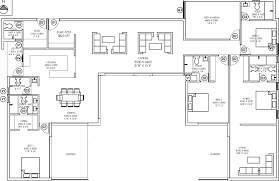 100 3500 sq ft house floor plans india home design with