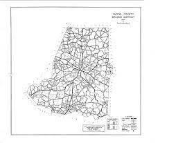 north carolina county map with names detailed political map of