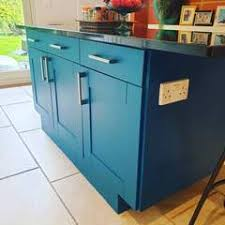 painting kitchen cabinets frenchic frenchic diy kitchen makeover on a budget with al fresco