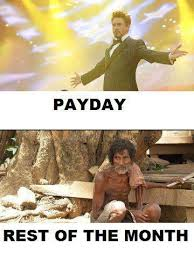 Me On Payday Meme - except there is no payday for me in sydney accurate pinterest