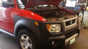 New Honda Element 2015 How To Find Evap Canister On A Honda Element Youtube