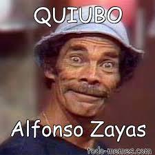 Alfonso Zayas Meme - arraymeme de quiubo alfonso zayas