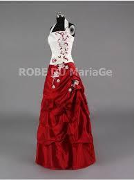 robe de mariã e pas cher en couleur robe de mariée en couleur bretelle au cou appliques jupe