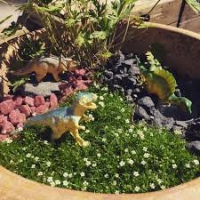 dinosaur gardens popsugar home