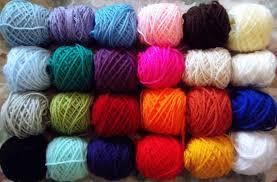mixed 24 balls 7 10g dk 100 acrylic knitting wool yarn